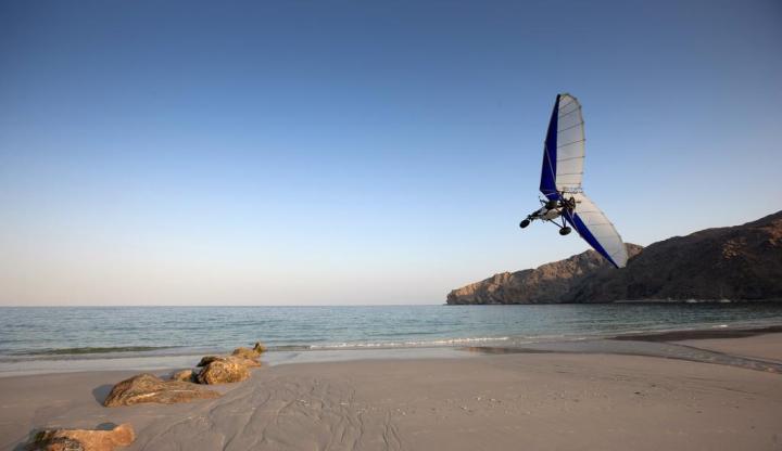 Musandam Oman beach