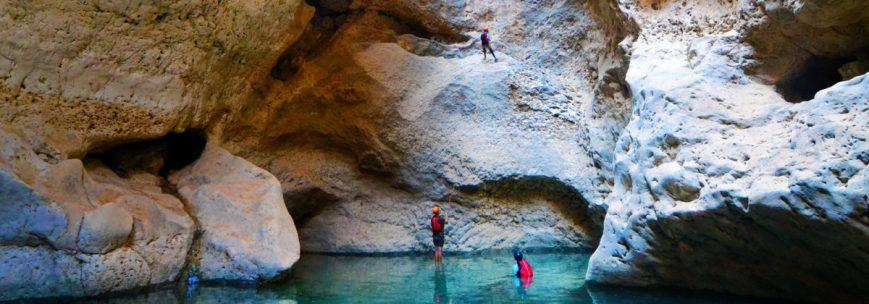 wadi shab tour